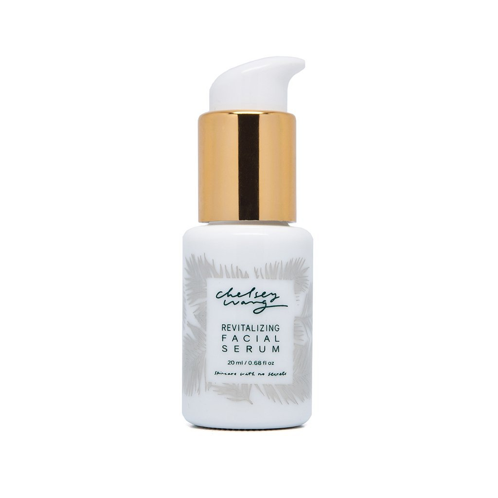 Revitalizing Facial Serum with Hyaluronic Acid