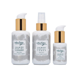 The Calming Essential Set for Very Dry or Sensitive Skin
