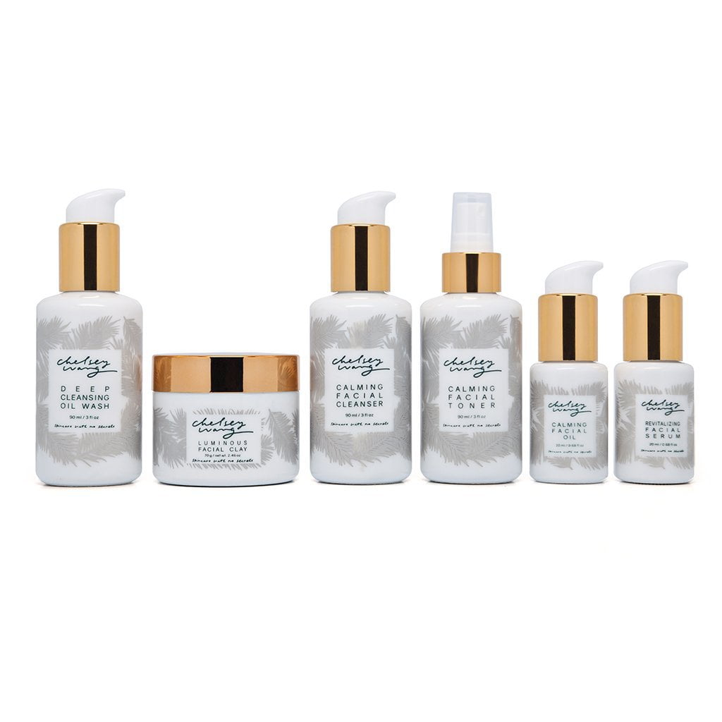 The {Calming} Flawless Skin Set for Very Dry or Sensitive Skin
