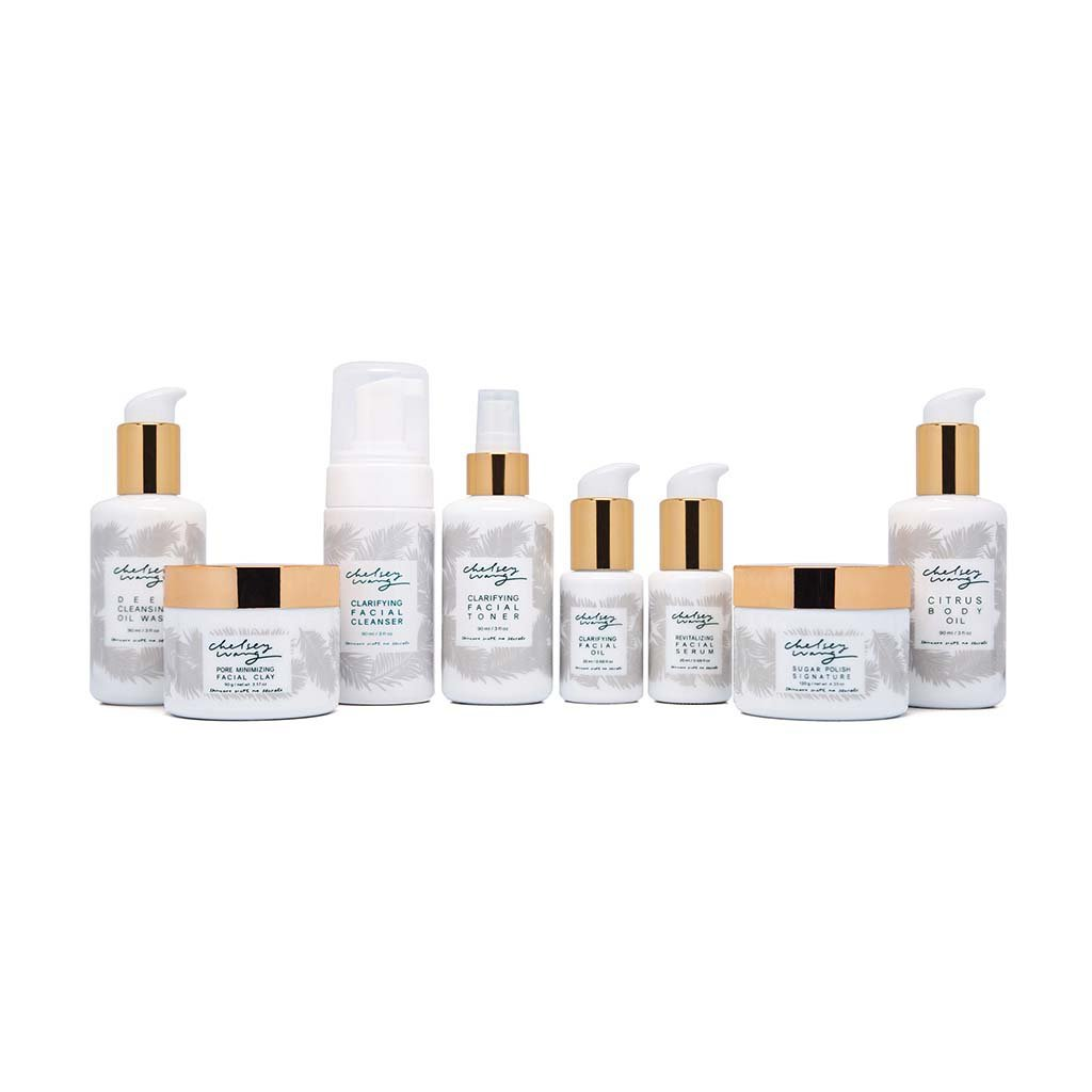 The Clarifying Collection for Oily or Combination Skin