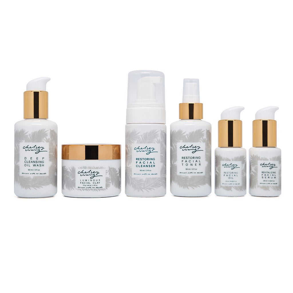 The {Restoring} Flawless Skin Set for Normal to Slightly Dry Skin