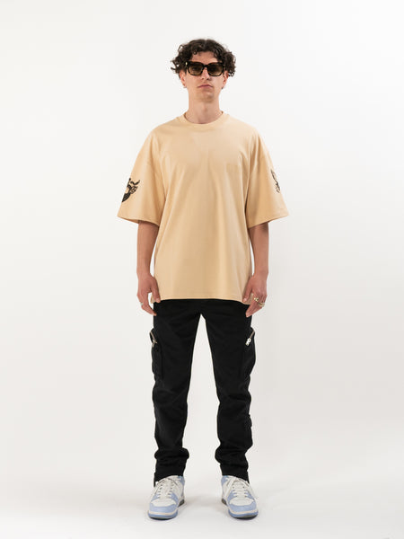 Salvation T-Shirt / Beige