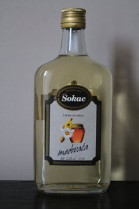 Honey Liqueur- Medovaca