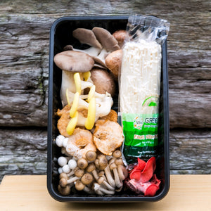 Wild and Exotic 10 Variety Mushroom Mix