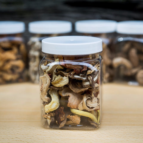Dried Exotic Mushroom Mix - SPECIAL OFFER - LIMITED TIME ONLY