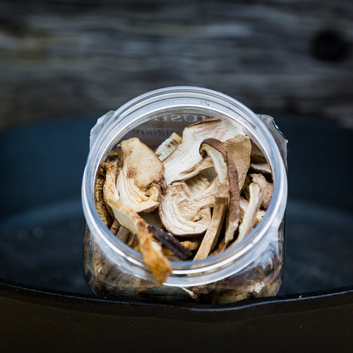 dried sliced shiitake exotic mushrooms delivery uk