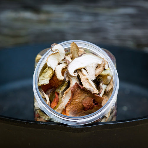 dried mixed exotic mushrooms delivery uk