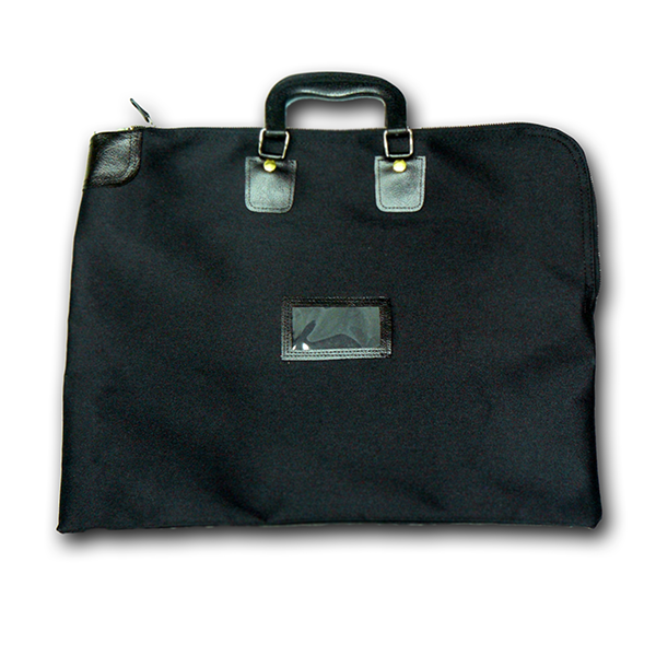 Rifkin Locking Briefcase Style Bag - Security4Transit