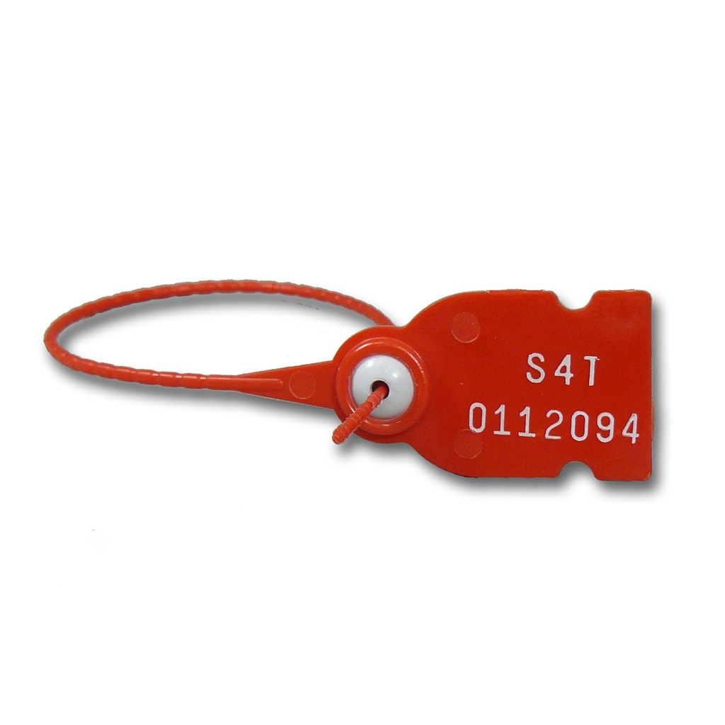 Plastic Seals - 270mm (500 seals) - Security4Transit
