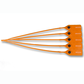 Industrial Seal Orange 350mm (pkt of 50 seals)