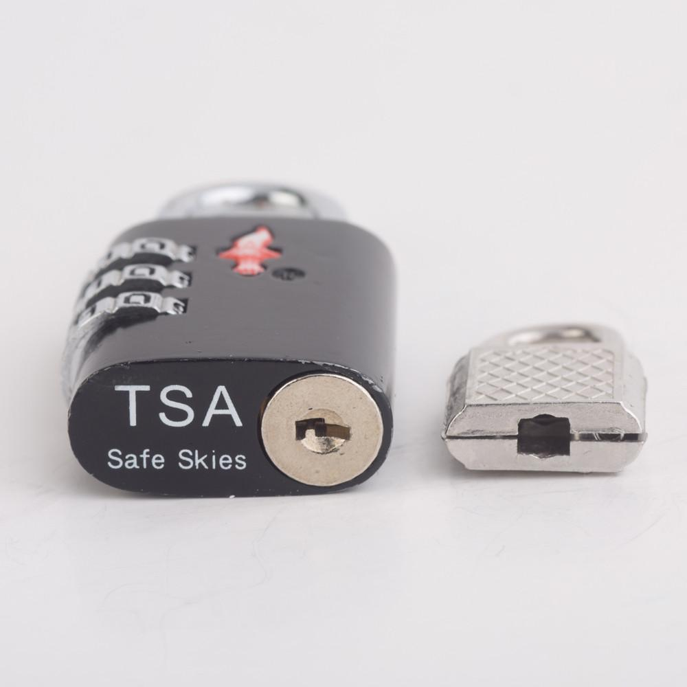 TSA Combination Lock - Security4Transit