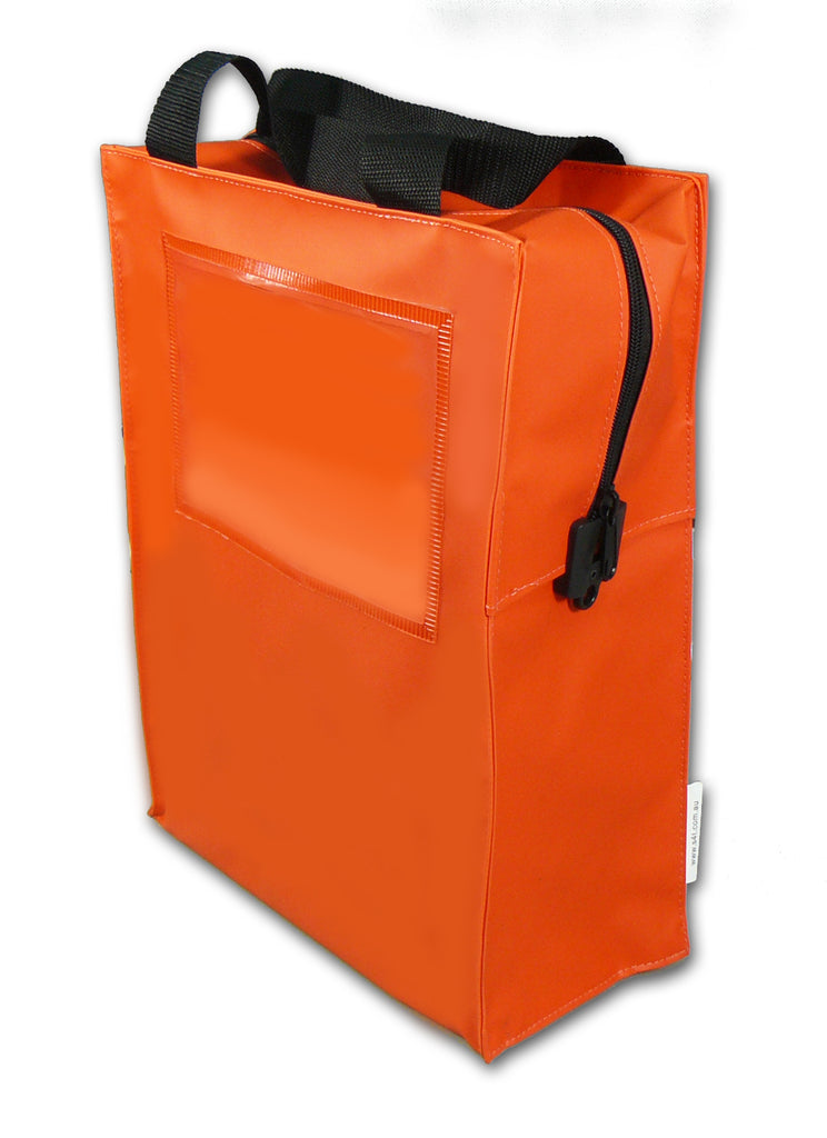 Securable Courier Bag - Security4Transit