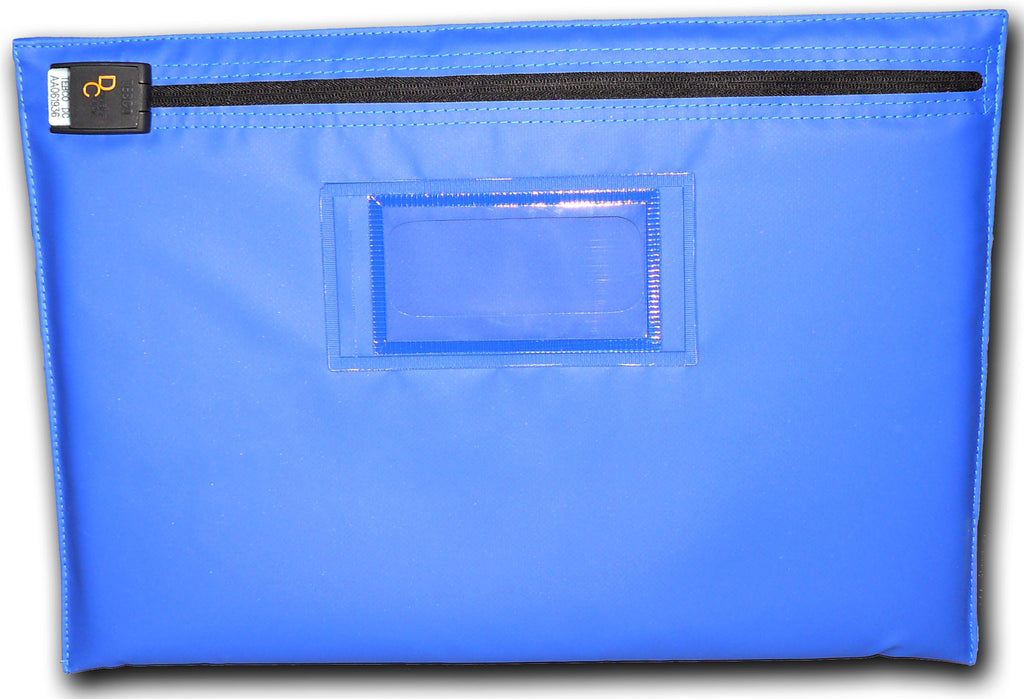 Padded Satchel (Large) DC Blue - Security4Transit