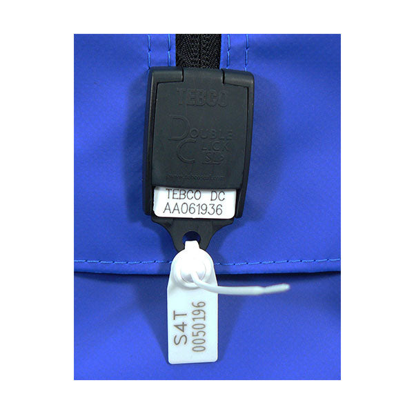 Dual System Tamper Evident Security Bag (made-to-order) - Security4Transit