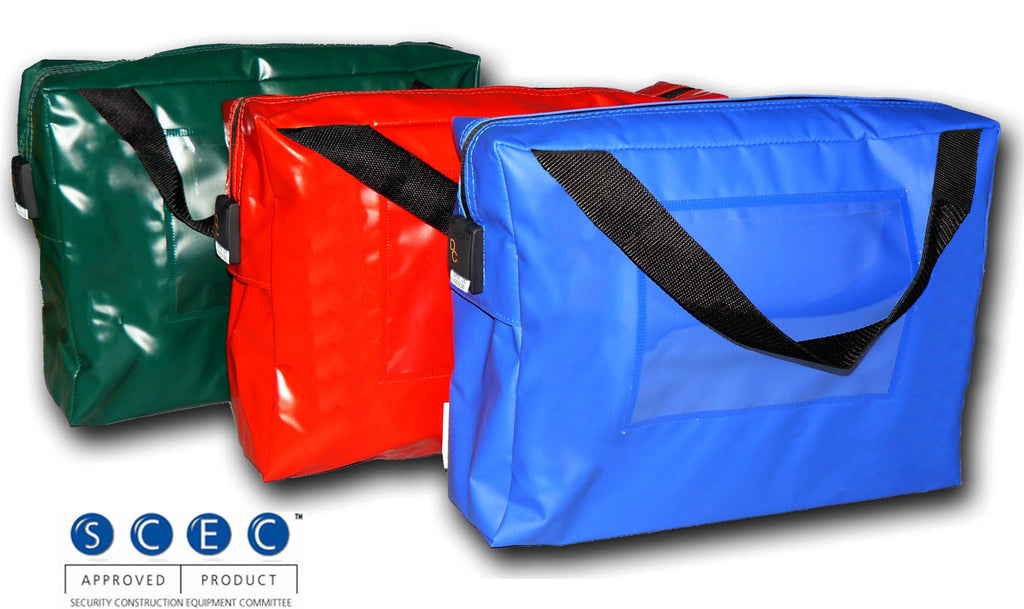 Security Bag (small - with handles) - Security4Transit