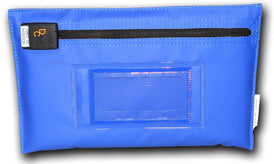 Padded Satchel (Small) DC Blue - Security4Transit