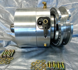 Standard Length Strong Box Underdrive for Full Size Fords, Using BW Gears