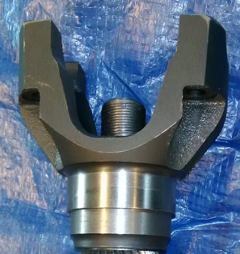 Custom Yokes For Our Bearing Supported Yoke Products