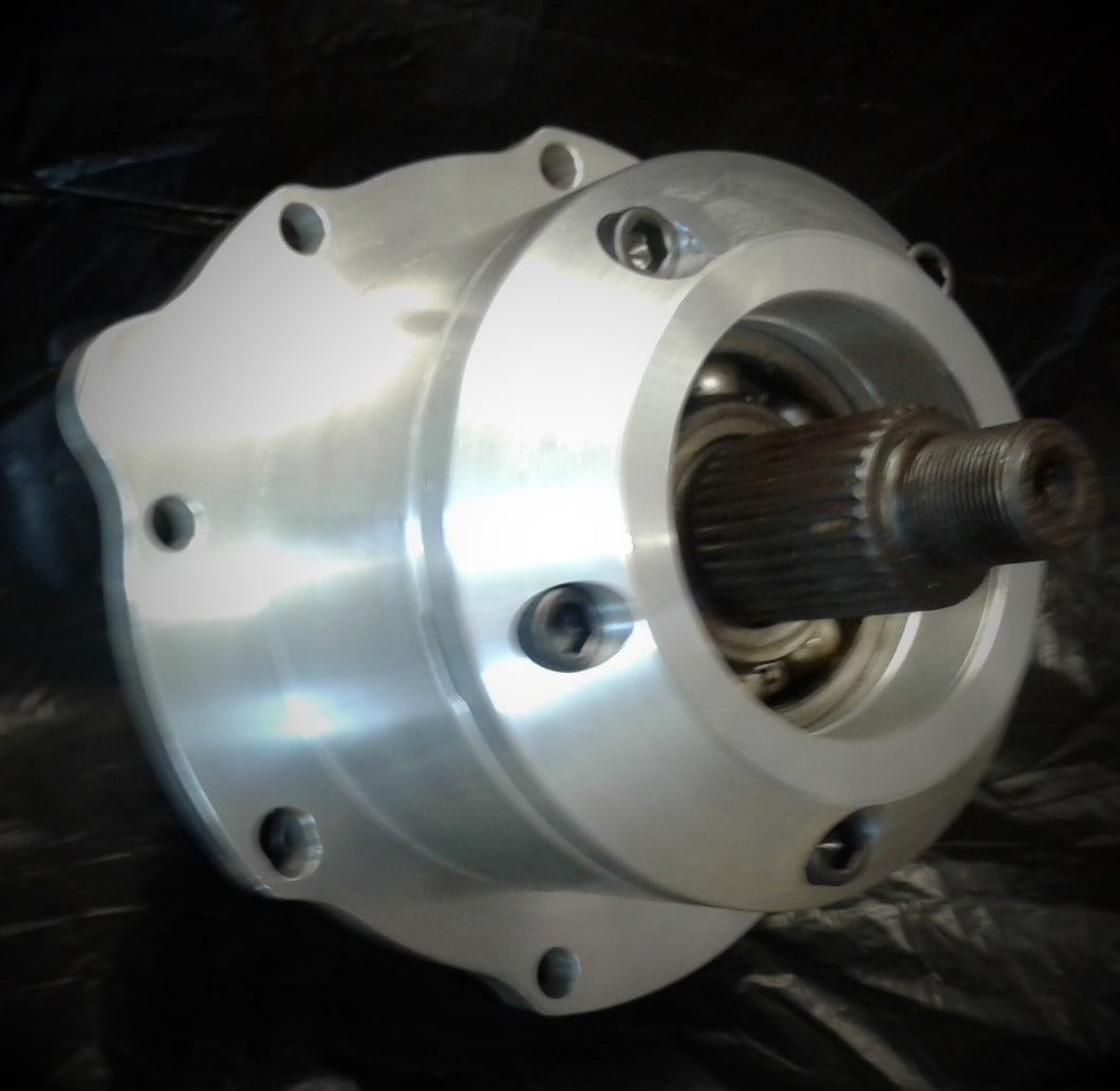 NP205 Billet Aluminum Rear Output Housing