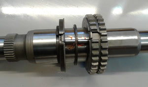NP205 Dual Output Shaft