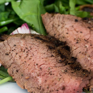 Grass Fed Grilled Flank Steak