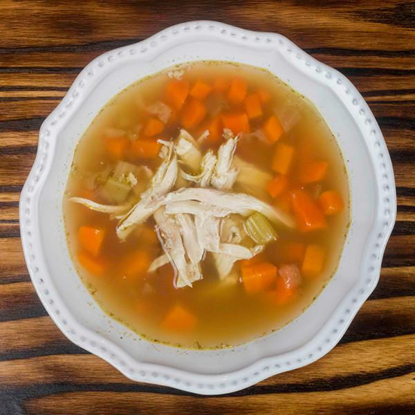 Gut Healing Chicken Soup