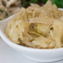 Peppered Caraway Kraut