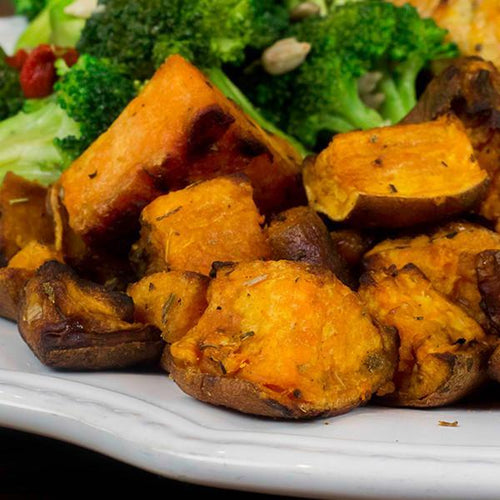Savory Roasted Yams