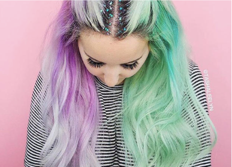 Glitter Goals Baby! All you need to know to nail festival style