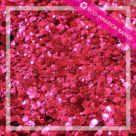 The Great Pyramid 3D Glitter (Pink)
