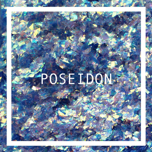 Poseidon Festival Glitter by The Glitter Army