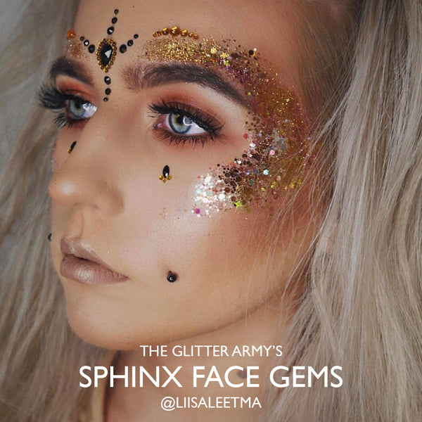 Sphinx Festival Face Gems