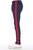 EPTM - TRACK PANTS - NAVY RED