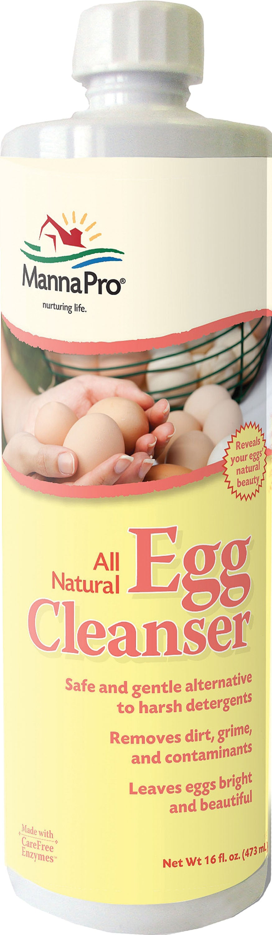 Manna Pro-packaged - Egg Cleanser