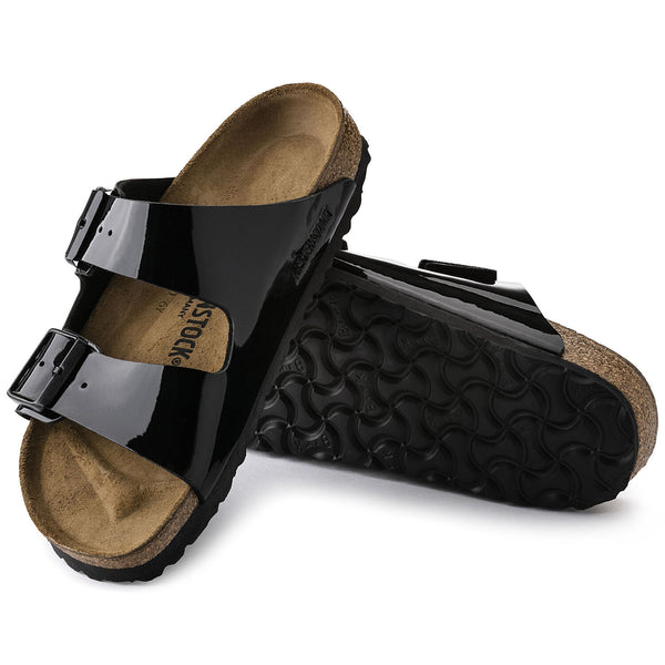 Birkenstock | Arizona | Patent Black *ONLINE EXCLUSIVE*