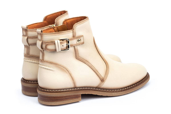 Pikolinos Aldaya Ankle Boot | W8J-8769 | Cream