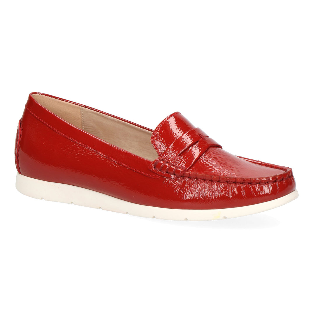 Caprice Loafer 24251 | Red Patent