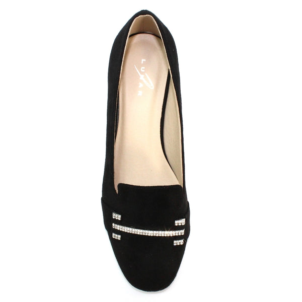 Lunar Beattie Loafer | Black