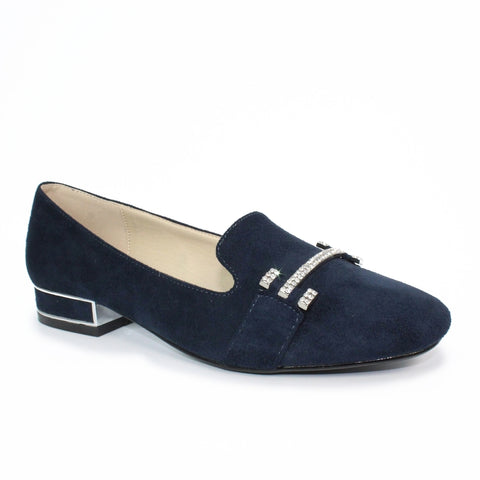 Lunar Beattie Loafer | Navy
