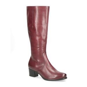 Caprice Long Boot 25519 | Bordeaux