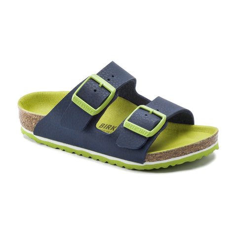 Birkenstock KIDS | Arizona | Desert Soil Vibrant Blue