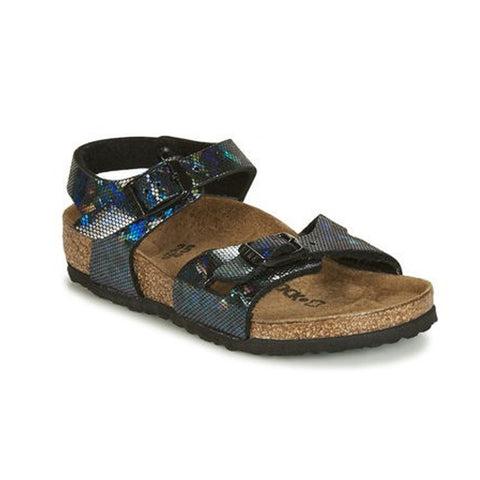 Birkenstock KIDS | Rio | Hologram Black