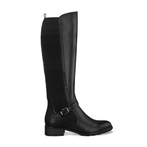 Tamaris Long Boot XS Shaft | 25511 | Black