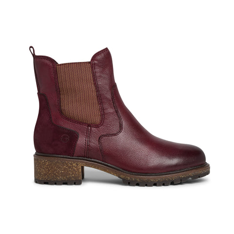 Tamaris Ankle Boot | 26437 | Merlot