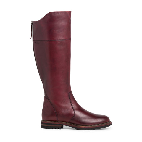 Tamaris Long Boot | 26633 | Bordeaux
