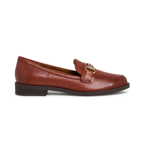 Tamaris Classic Loafer | 24201 | Cinnamon