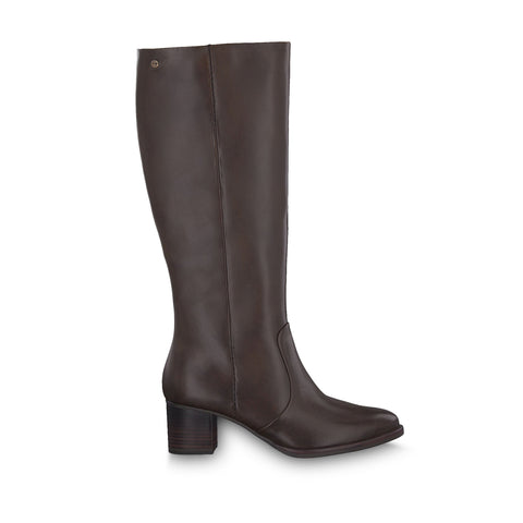 Tamaris Long Heeled Boot 25510 | Espresso