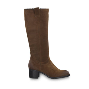 Tamaris Long Boot 25565 | Cognac