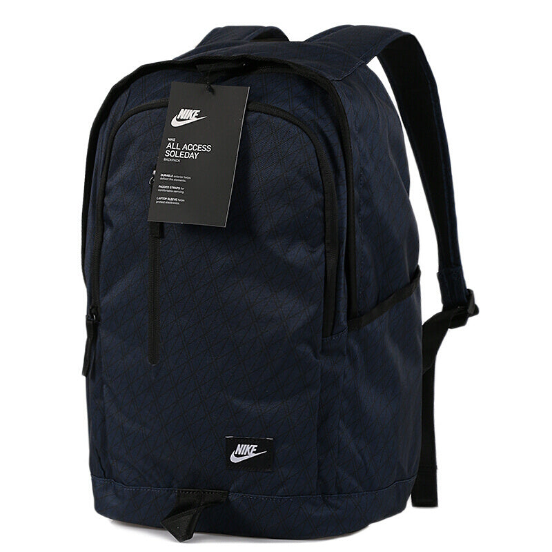 Authentic New Arrival 2017 Official NIKE ALL ACCESS SOLEDAY BKPK-P Unisex Backpacks Sports Bags