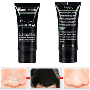 Blackhead Remove Facial Masks Deep Cleansing Purifying Peel Off Black Nud Facail Face black Mask 78